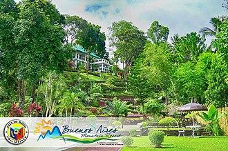 Bago, Negros Occidental - Image: Buenos Aires Mountain Resort in Bago City