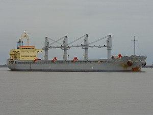 Bulk carrier Sunshine.jpg