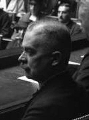 Hans von Rosenberg - Image: Bundesarchiv Bild 102 00098, Berlin, Reichstag, Gedächtnisfeier für Rathenau (cropped)