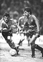 Bundesarchiv Bild 183-1990-1126-024, Fußball-Deutschland-Cup, 1. FC Dynamo Dresden - FC Bayern München 1-0