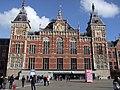 Burgwallen Nieuwe Zijde, Amsterdam, Netherlands - panoramio (16).jpg