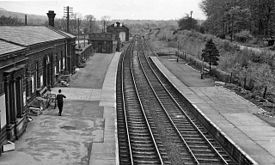 burley in wharfedale railway station wikipedia. Black Bedroom Furniture Sets. Home Design Ideas