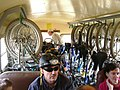 Bus ride back to trail head, Hiawatha Trail (10490449965).jpg