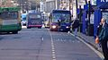 Buses in Eastbourne, 27 January 2009.jpg