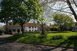 Butleigh Human settlement in England