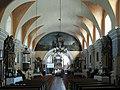 Bystrzyca, wnętrze kościoła Wniebowzięcia NMP.jpg