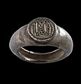 Byzantine - Signet Ring - Walters 572104 - View A.jpg