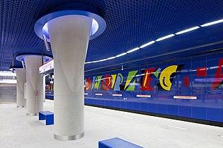 Dworzec Wileński metro station Warsaw metro station