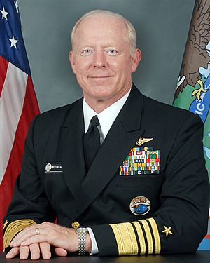 Robert F. Willard - Image: CDRUSPACOM ADM Willard