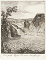 CH-NB - Neuhausen, Rheinfall, Teilansicht - Collection Gugelmann - GS-GUGE-KOLLER-1-11.tif