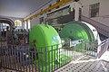 CH Capdella, grup turbina alternador.jpg