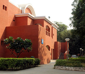 College of Art, Delhi - New buildings and an auditorium, designed by Satish Gujral