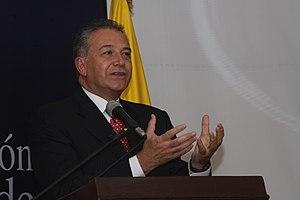 Óscar Naranjo - Image: CORAZON VERDE, HOMENAJE AL SENOR GR. (r) OSCAR NARANJO TRUJILLO (7476246172)