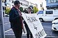 CRAG action outside Sarah Henderson's office (51162123575).jpg