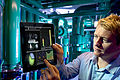 CSIRO ScienceImage 2041 A man looking at a tablet in an energy facility.jpg