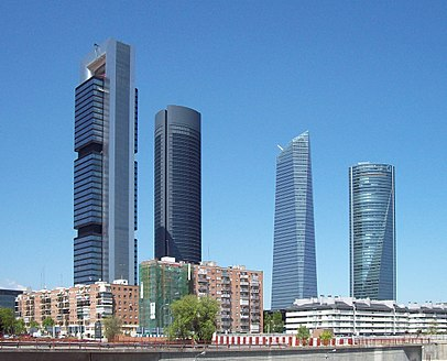 Cuatro torres business area wikipedia la enciclopedia libre Cuantas materias tiene arquitectura
