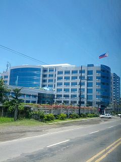 Capitol University Medical City Hospital in Misamis Oriental, Philippines