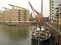 Cabby at Limehouse - geograph.org.uk - 2261081.jpg