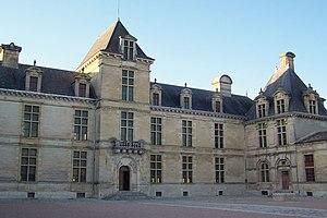 Cadillac, Gironde - Chateau