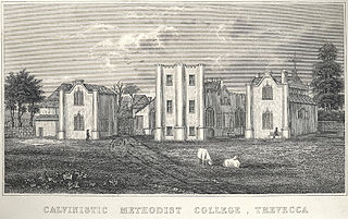 Calvanistic Methodist College, Trevecca