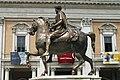 Campidoglio, Statua equestre di Marco Aurelio (Roma) - panoramio.jpg