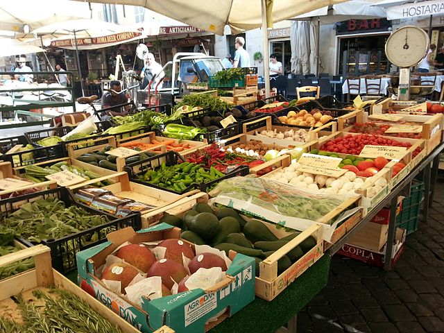 what to eat and drink in Rome
