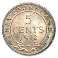 Canada Newfoundland George V 5 Cents 1912 (rev).jpg