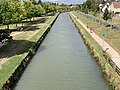 Canal Ourcq vu depuis Pont Boulevard Westinghouse - Sevran - 2020-08-22 - 2.jpg