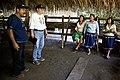 Canciller del Ecuador visita comunidad kichwa Añangu en el Parque Nacional Yasuní (8707959663).jpg