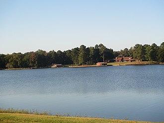 Jackson Parish, Louisiana - Image: Caney Lake, Jackson Parish, LA IMG 5799