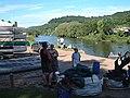 Canoe Destination - Monmouth - geograph.org.uk - 205112.jpg