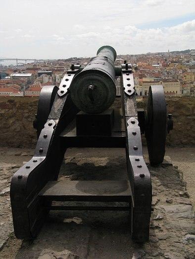 Canon Castelo Sao Jorge