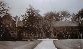 University of Wales, Lampeter - The Original Canterbury Building