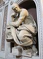 Cappella della compagnia di s. luca, int, statue, giambologna e giovanni vincenzo casali salomone 04.JPG