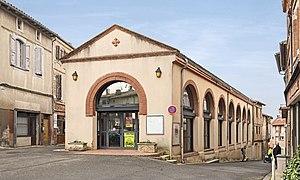 Caraman, Haute-Garonne - Image: Caraman La halle