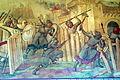 Cardiff Castle - Bankettsaal Malerei 1a.jpg
