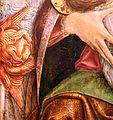 Carlo crivelli, madonna del latte, 1473 ca. (corridonia, pinacoteca parrocchiale) 05.jpg