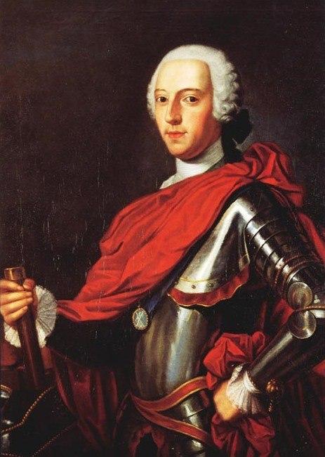 Carlos Eduardo Stuart Infante de Anglais