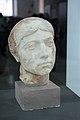 Carmona-Necrópolis Romana-Cabeza de la estatua de Serviliae.-20110916.jpg