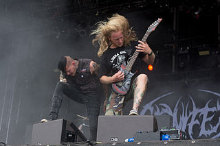 Carnifex (band) American deathcore band