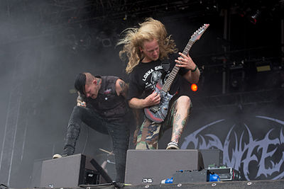 Picture of a band or musician: Carnifex