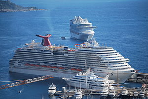 Carnival Magic - Image: Carnival Magic Monaco