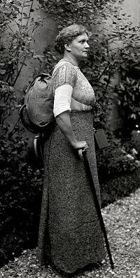 Caroline van Dommelen 1914.jpg
