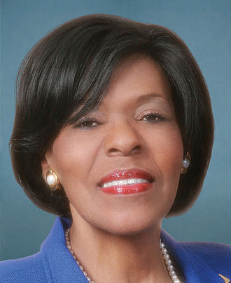 Michigan's 15th congressional district - Image: Carolyn Cheeks Kirkpatrick, official portrait, 111th Congress