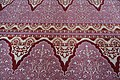 Carpet pattern in mosque (26589791610).jpg