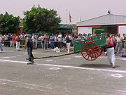 Basque rural sports