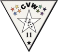 Carrier Air Wing 11 (United States Navy) insignia, 1998.png