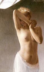 Pierre Carrier-Belleuse: La Première Pose