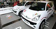 Carsharing Elektroautos in Köln