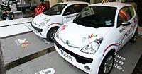 Carsharing Elektroautos in Köln.JPG